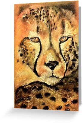 Leopard by Milartis
