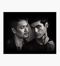 Malec Photographic Print