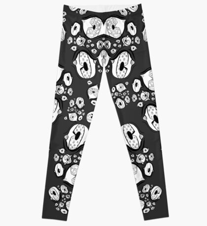 Eyes are the Prize Leggings