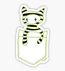 Pocketbuddy3 Sticker