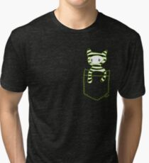 Pocketbuddy3 Tri-blend T-Shirt