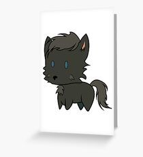 My little Stark Greeting Card