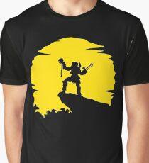 Predator Sun Graphic T-Shirt