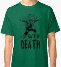 Gate Of Death Gai Sensei Naruto Shippuden Classic T-Shirt