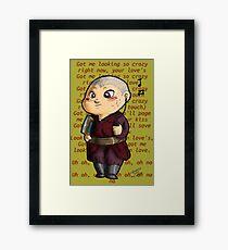 Doctor Strange - Wong  Framed Print