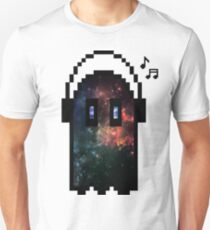 Napstablook The Galaxy Unisex T-Shirt