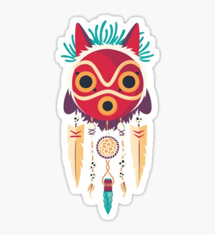Spirit Catcher Sticker