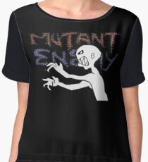 Mutant Enemy  Chiffon Top