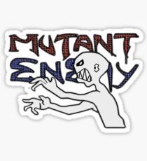 Mutant Enemy  Sticker