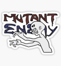 Mutant Enemy  Sticker