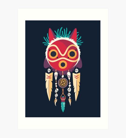 Spirit Catcher Art Print