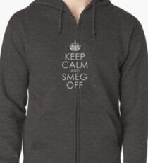 Red Dwarf Quote - Design 1 Zipped Hoodie