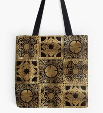 Lament Configuration Spread Tote Bag