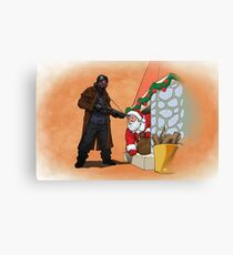 Omar Little strikes again Canvas Print