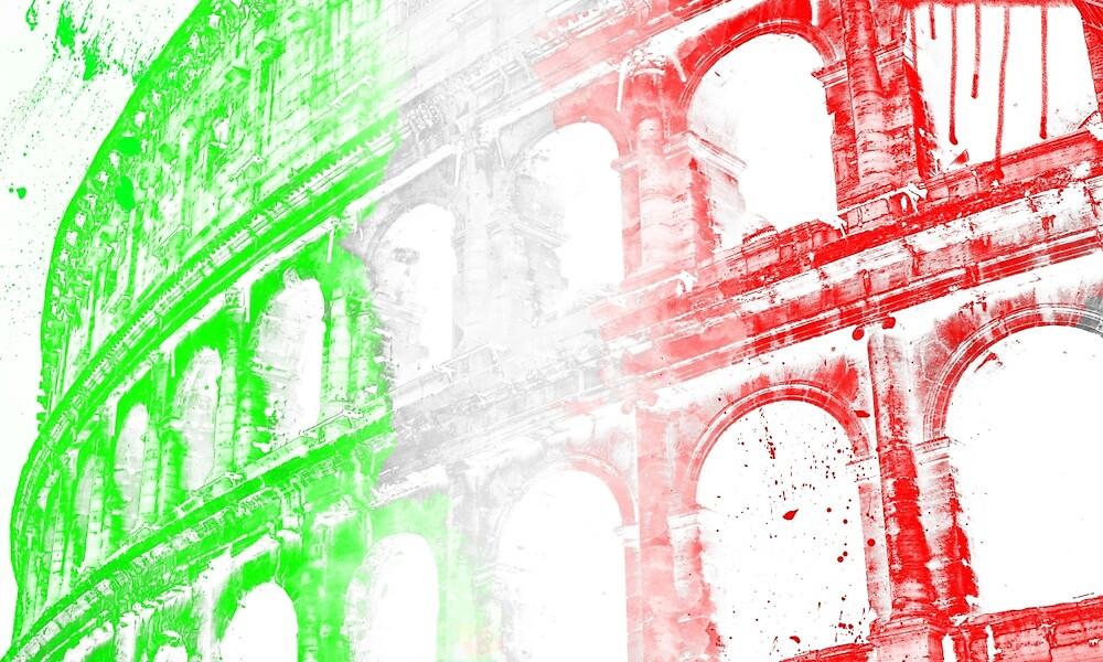 Colosseum Design by Andrea Mazzocchetti