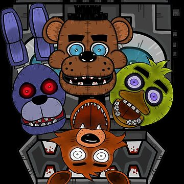 Five Nights at Freddy's by ColoniusBrony