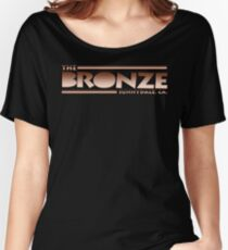 The Bronze at Sunnydale (Buffy the Vampire Slayer) Women's Relaxed Fit T-Shirt