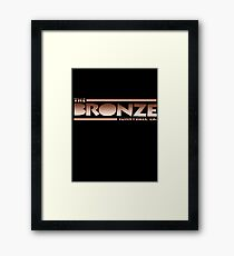 The Bronze at Sunnydale (Buffy the Vampire Slayer) Framed Print