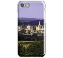 Oxford Dreaming Spires iPhone Case/Skin