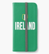 IRELAND iPhone Wallet/Case/Skin