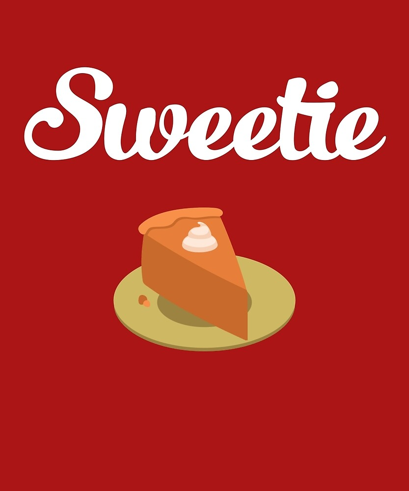 Sweetie Pie Cute Thanksgiving Meal Pumpkin  by AlwaysAwesome