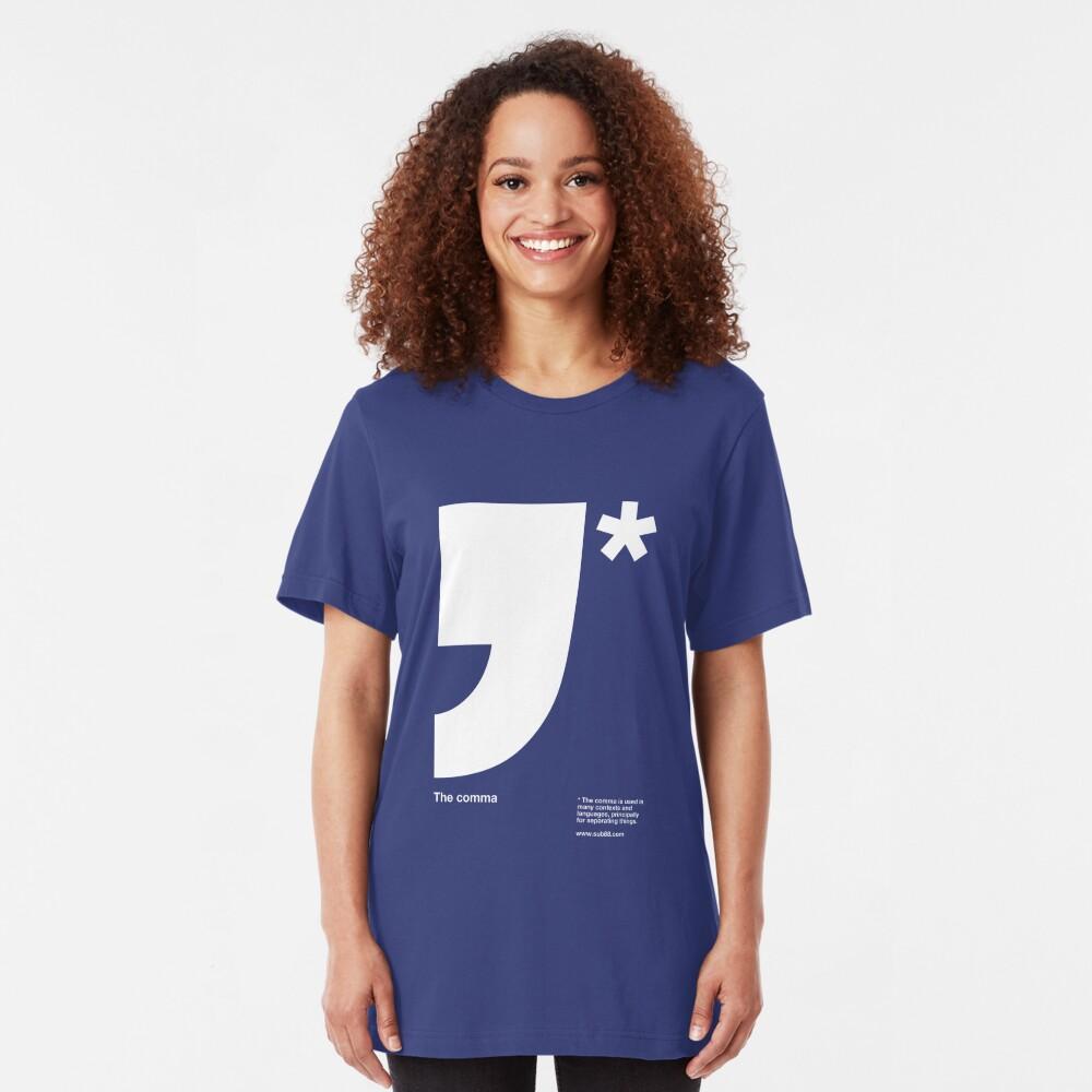 Comma Slim Fit T-Shirt