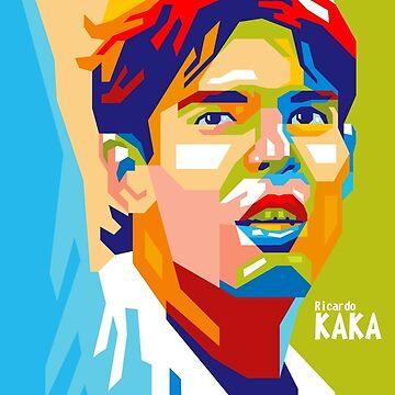WPAP - Ricardo Kaka by hwart