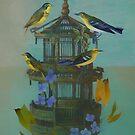 The Bird Cage by Sarah Jarrett
