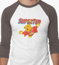 Super Ted Men's Baseball ¾ T-Shirt