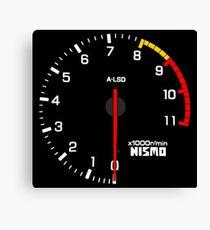 NISSAN スカイライン (NISSAN Skyline) R33 NISMO rev counter Leinwanddruck