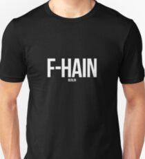 (Friedrichshain) F-hain, Berlin Unisex T-Shirt