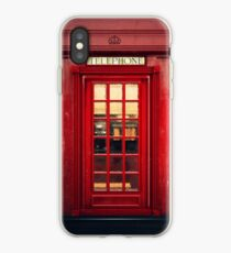 Magical Telephone Booth iPhone Case