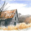 Edgefield Barn by Anthony Billings