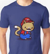 It's-a-me! Meow-rio! Unisex T-Shirt
