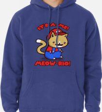 Es ist-ein-Ich! Miau-Rio! (Text ver.) Hoodie