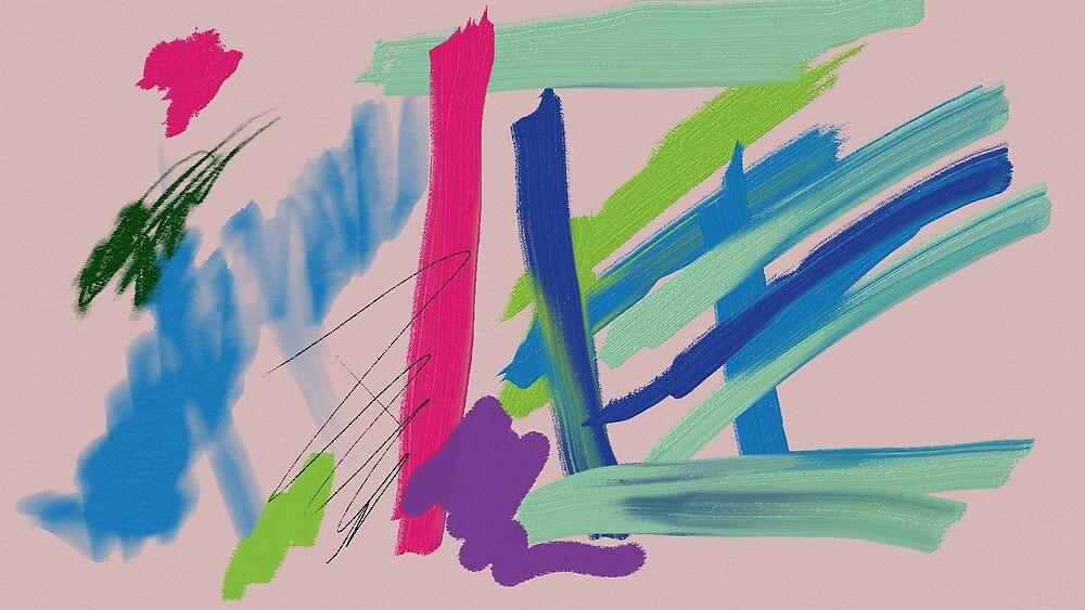 pastel strokes by aliciaha