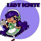 Lady Ignite by Jennifer Perez