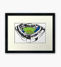 New York, Yankee Stadium Framed Print