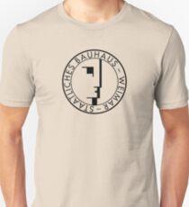 BAUHAUS WEIMAR (VINTAGE) Unisex T-Shirt