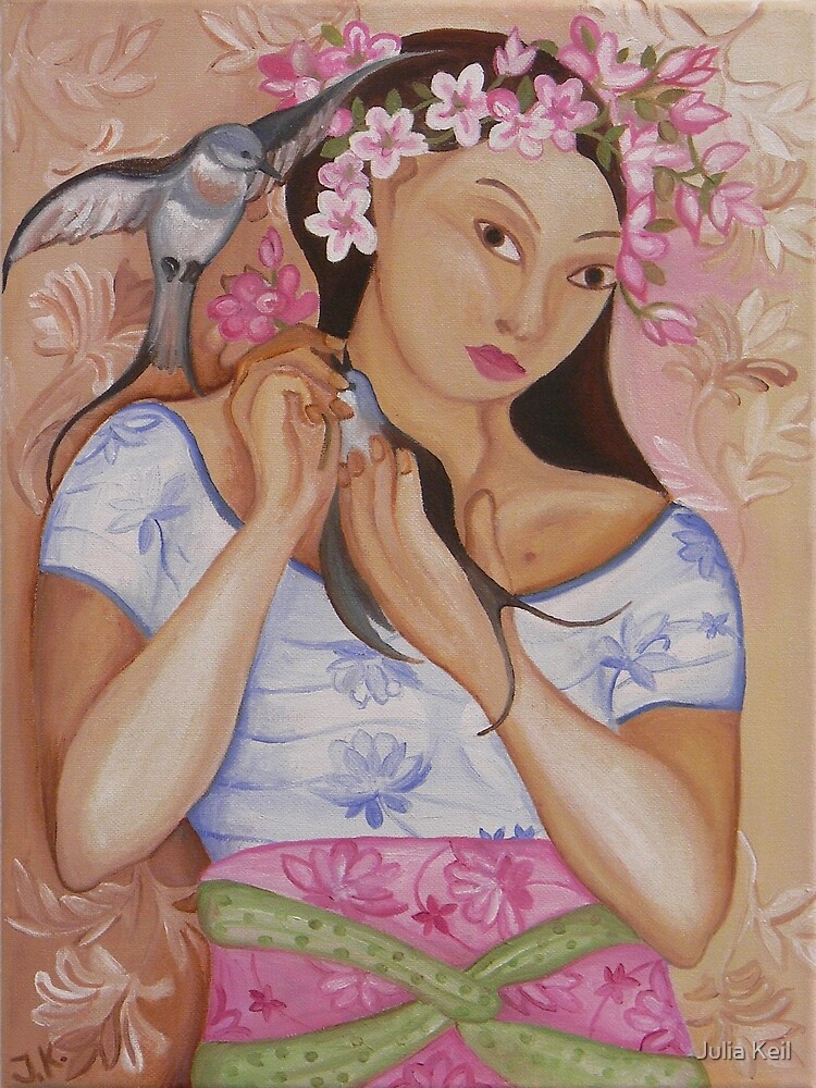may-sakura by Julia Keil