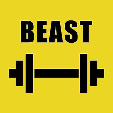 Beast by BobbyKilterJoy