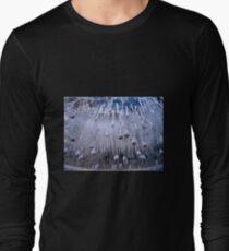 Time capsule in deep blue ocean Long Sleeve T-Shirt