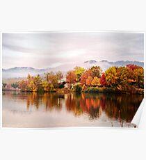 Lake Junaluska, North Carolina Poster