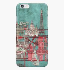 Vinilo o funda para iPhone París