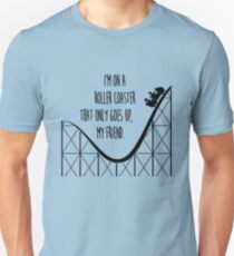 The Fault In Our Stars - Roller Coaster T-Shirt