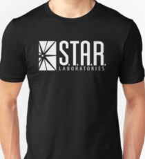 STAR LABS - LABORATORIES - White T-Shirt