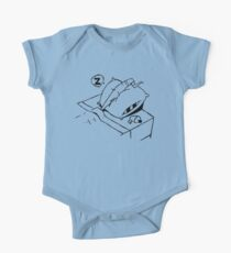Earthworm Jim Takes a Nap One Piece - Short Sleeve