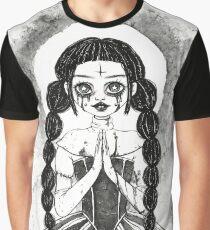 Satan's Nun Graphic T-Shirt