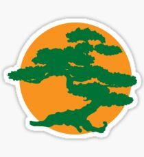 Bonzai Tree Sticker