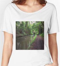 Riverside walks Women's Relaxed Fit T-Shirt
